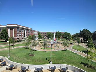 University of Memphis Campus