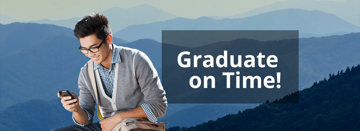 Graduate on Time!