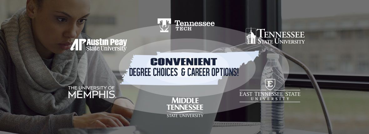 Convenient Degree Choices & Career Options!